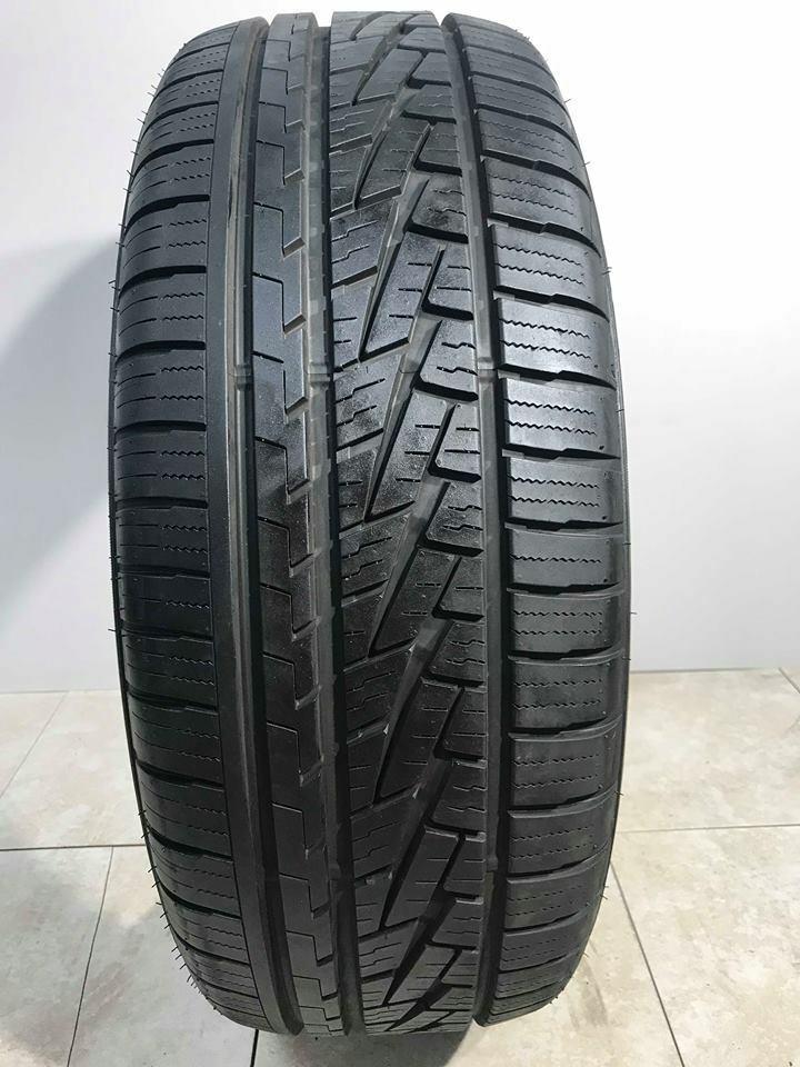 Falken Pro G4 A S >> 1 High Tread Used Tire 245 55r19 Falken Pro G4 As